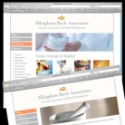 Allingham Beck Associates website