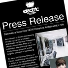 Electric Hairdressing PR