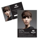 Electric Hairdressing branding